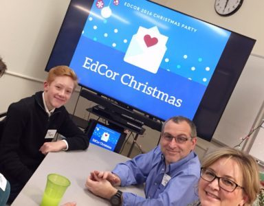 An EdCor Christmas